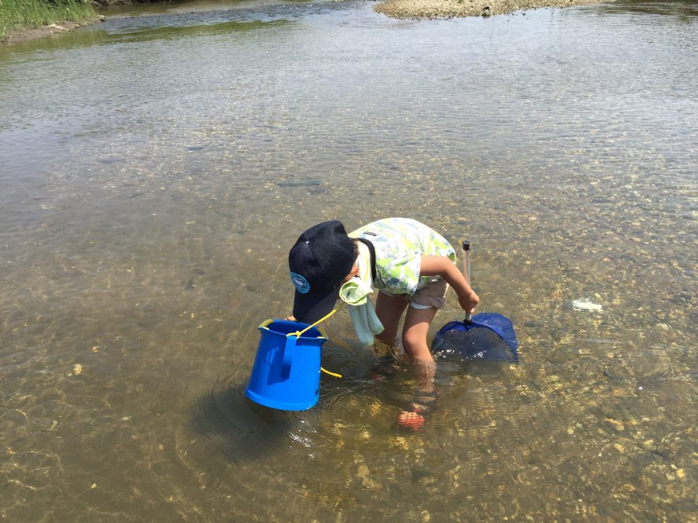 子供とのお出かけに「川」がおすすめな理由
