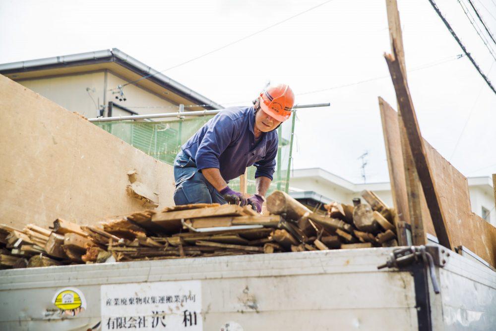 「整地」の仕上がりは職人の心意気!住宅の解体を行う解体業者さんの職人技とは