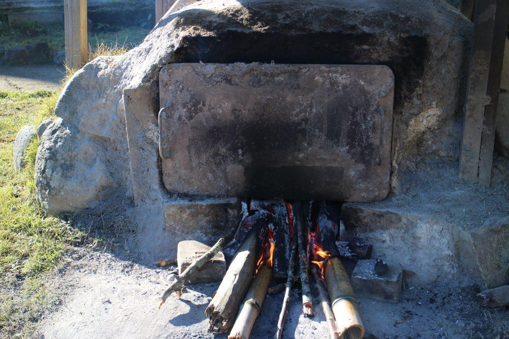 エコであったか自作の窯で「炭焼き」と、おばあちゃん特製大根料理レシピ