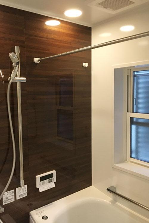 内覧会:玄関&洗面所・浴室