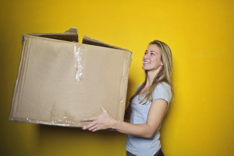 新居に移る際の注意点。新居の場所は誰も知らない。