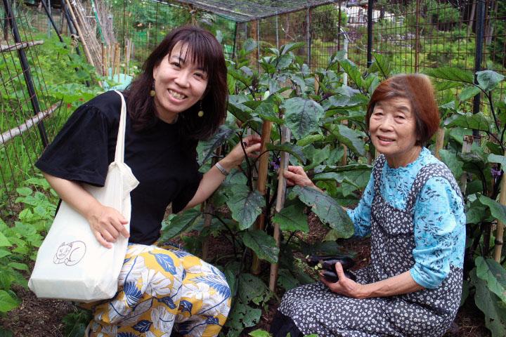 今年も豊作!激うまの採れたて夏野菜を食す