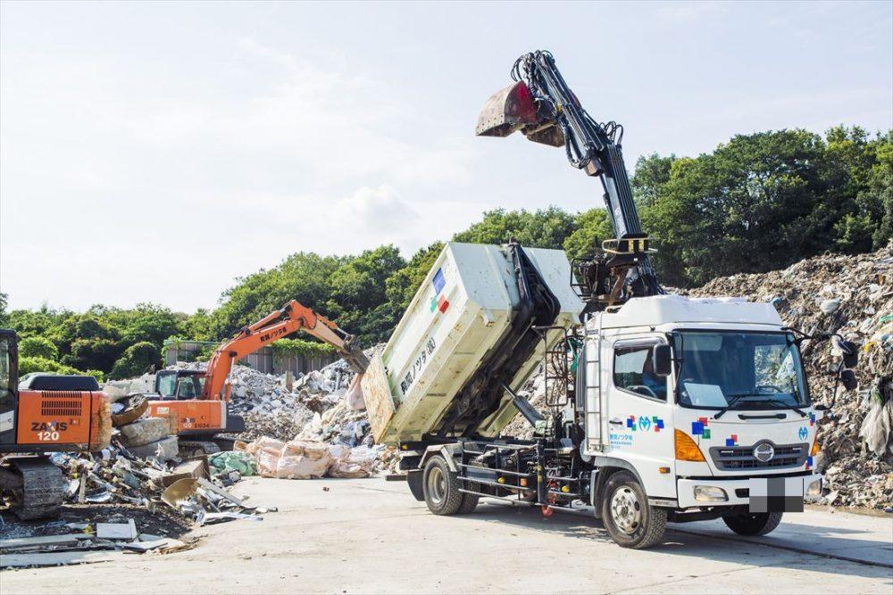 この世にゴミはない!廃棄物を有効資源に変える、中間処理場のスゴワザ