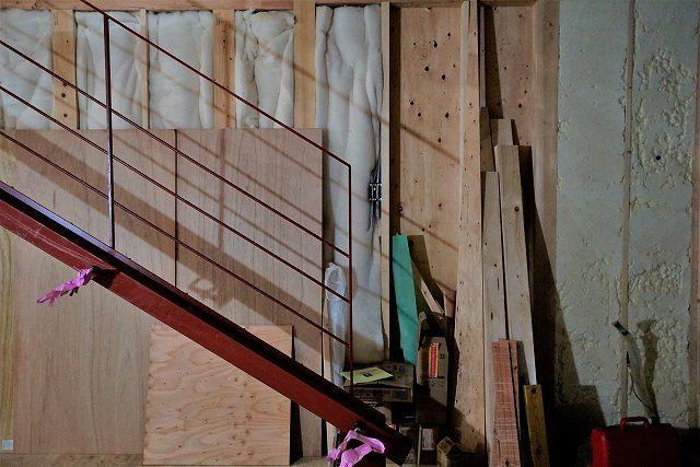 家づくりでこだわったポイント(3) 階段