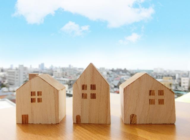 家の外観について。
