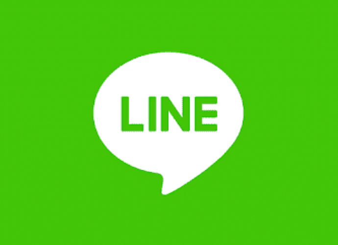 連絡はLINEで