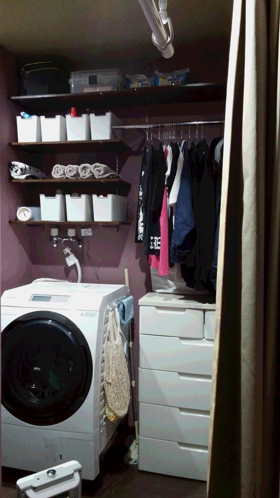 洗濯動線をとことん考える