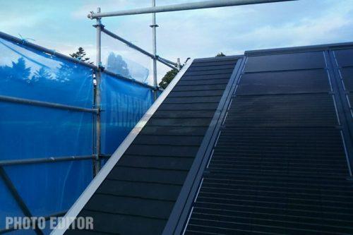 新築計画★外壁・屋根を決める
