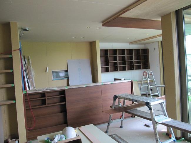 新築工事と着工合意後の変更、外構工事