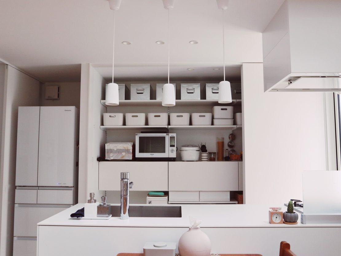 【Web内覧会入居後】無印『窓の家』のキッチンはTJMデザイン